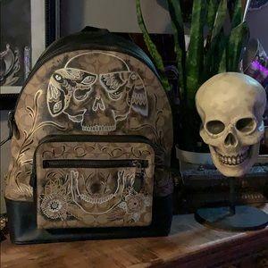 NWT Coach Skull backpack x Chelsea Champlain
